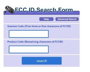 FCC ID认证官网查询方法