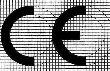 CE认证标志的加贴要求/CE标志尺寸要求插图