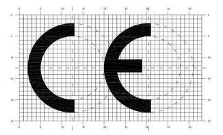 CE标志对尺寸有什么要求吗?