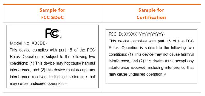 玩具FCC认证